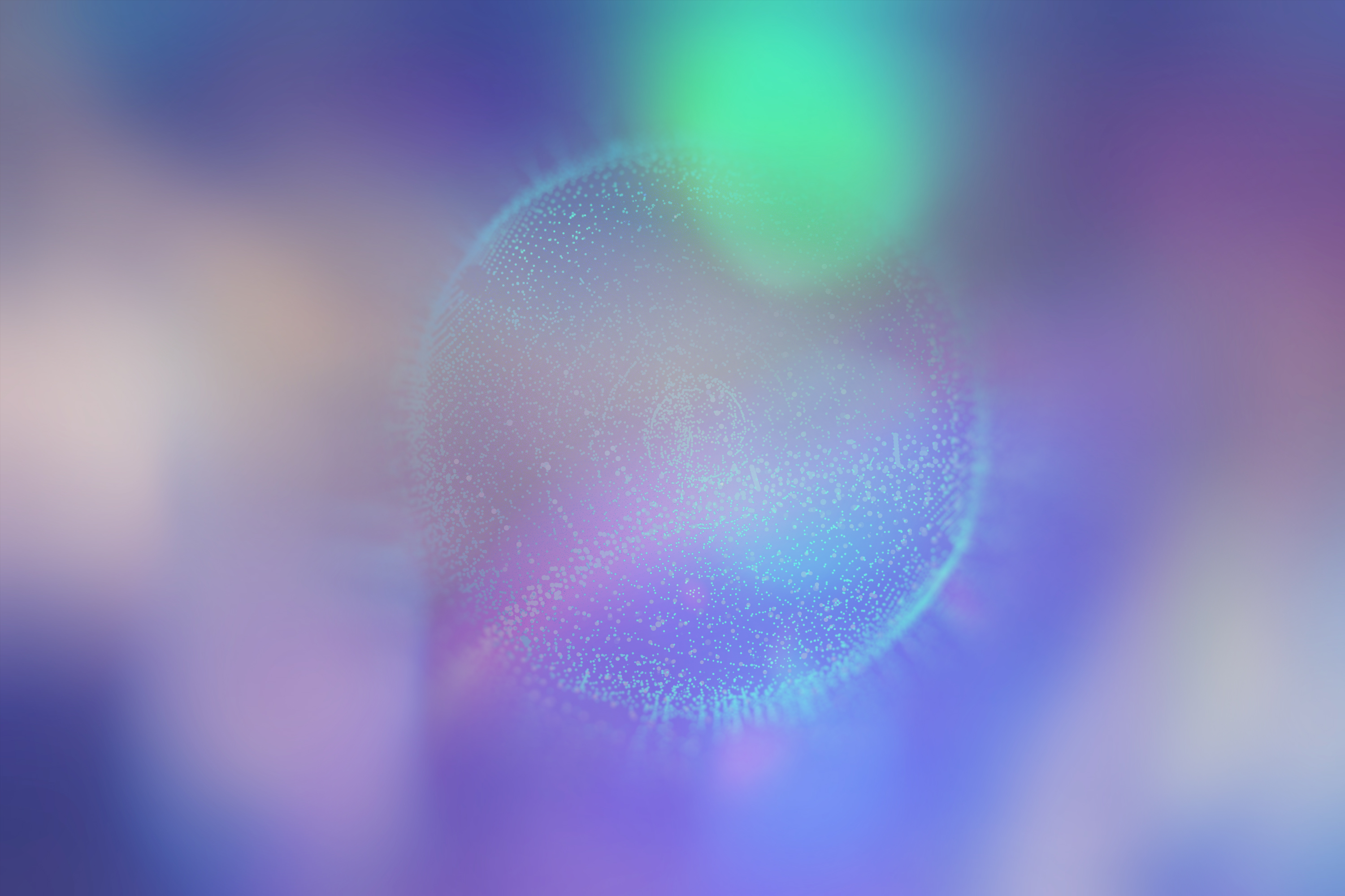 Abstract Cosmic Galaxy Background 01
